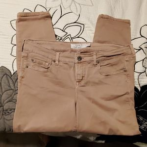 Dusty pink jegging